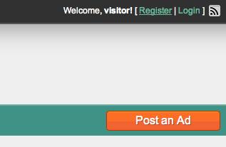 Register or Login SewaLori.Com